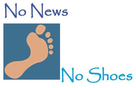 No News No Shoes logo